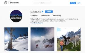 Brand Story Hero - Patagonia