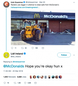 Why Lidl is our PR and social media hero