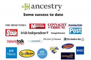Ancestry Case Study